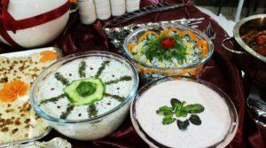 رستوران هتل محلات مشهد