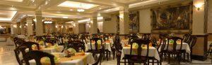 رستوران هتل مشهد مشهد