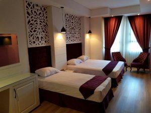 تصویر اتاق هتل نسیم مشهد