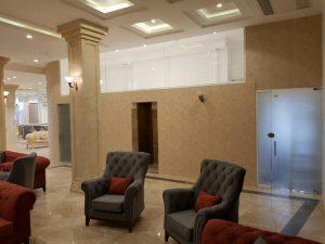 اتاق هتل نسیم مشهد