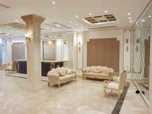 لابی هتل نسیم مشهد