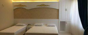 تصویر اتاق هتل آپارتمان سلمان مشهد