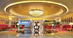لابی هتل الماس نوین