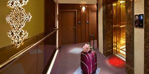 سوئیت رویال هتل الماس نوین مشهد
