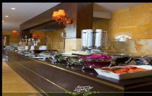 رستوران هتل صدرا مشهد