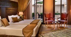 سوئیت گاردن هتل الماس نوین مشهد