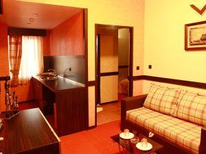 اتاق هتل آپادانا مشهد