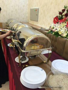 غذا هتل زیارت مشهد