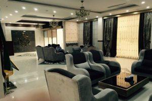لابی هتل زیارت مشهد