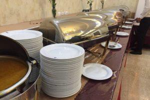 رستوران هتل زیارت مشهد