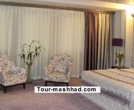 تور مشهد هتل هفت آسمان