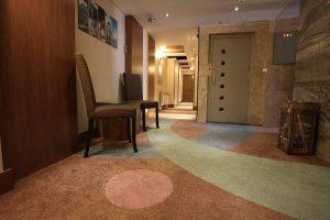 لابی هتل هفت آسمان مشهد