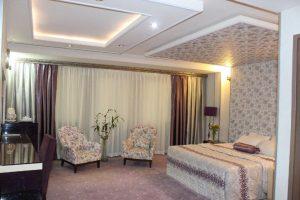تصویر اتاق هتل هفت آسمان مشهد
