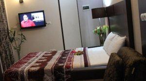 عکس اتاق هتل هفت آسمان مشهد