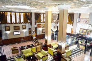 لابی هتل رضویه مشهد