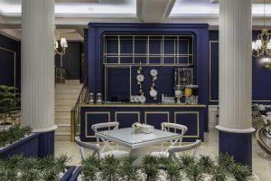 کافی شاپ هتل بین المللی قصر مشهد