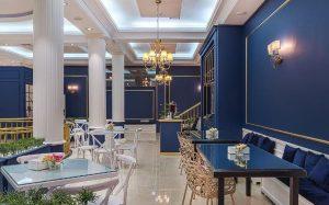 لابی هتل بین المللی قصر مشهد