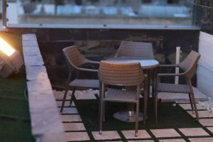 بام هتل بین المللی قصر مشهد