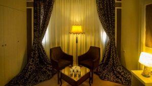 اتاق هتل آفتاب شرق مشهد