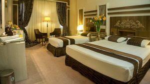 اتاق 3 تخته هتل آفتاب شرق مشهد