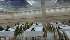 رستوران هتل آپارتمان سبز طلایی مشهد