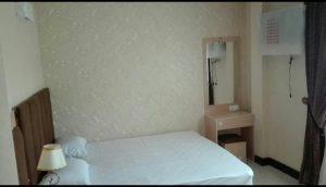 اتاق هتل آپارتمان سبز طلایی مشهد