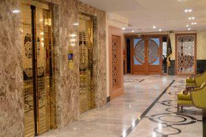 لابی هتل سارینا مشهد