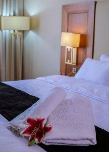 اتاق هتل سارینا مشهد