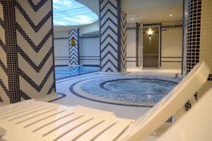 مجموعه آبی هتل سارینا مشهد