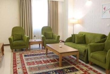 تور مشهد هتل حیات شرق