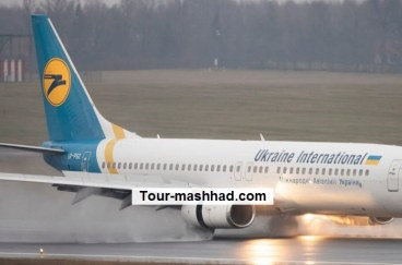 بعد از سقوط هواپیما کدام پروازها لغو شدند
