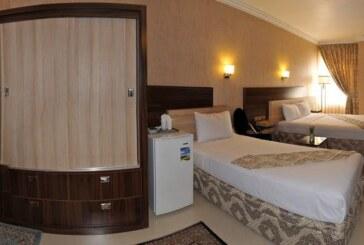 تور مشهد هتل منجی