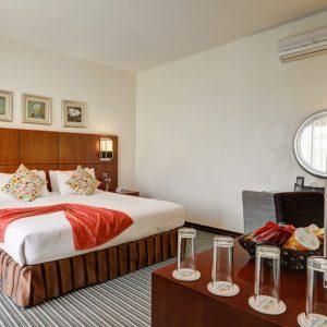 اتاق دبل هتل شایگان کیش