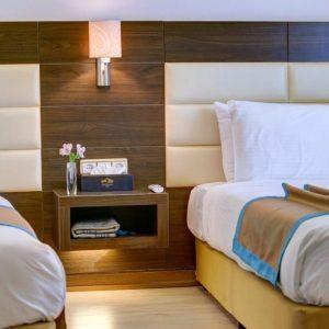 اتاق 2 تخته هتل شایگان کیش