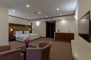 اتاق هتل پانوراما کیش