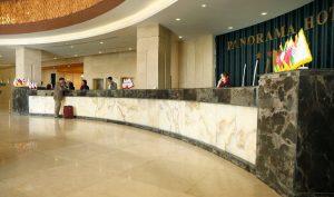 پذیرش هتل پانوراما کیش
