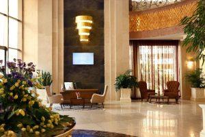 لابی هتل پانوراما کیش