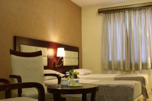 اتاق هتل تعطیلات