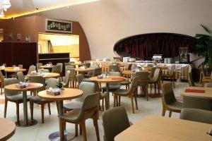 رستوران هتل تعطیلات کیش