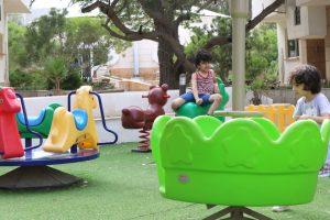 محل بازی کودکان هتل تعطیلات کیش