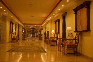 معماری هتل داریوش کیش
