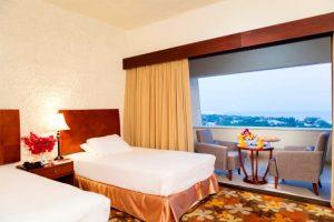 اتاق 2 تخته لوکس هتل شایان کیش