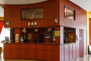 لابی هتل گراند کیش