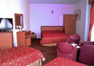 اتاق 3 تخته هتل گراند کیش