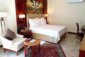 کابانا 2 تخته هتل داریوش کیش