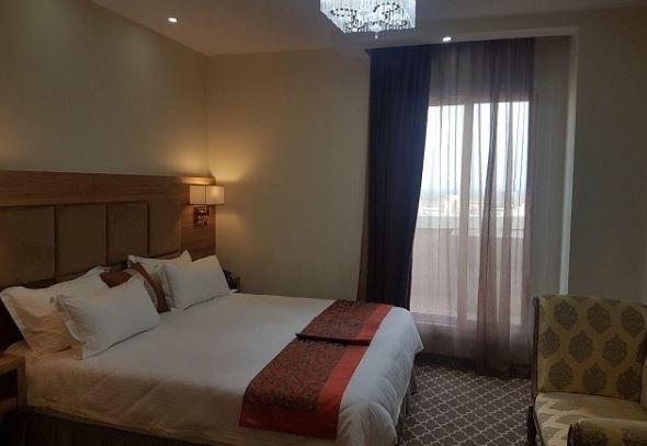 اتاق هتل کوروش کیش