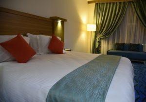 اتاق 2 تخته هتل لیلیوم کیش