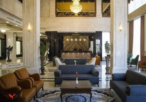 لابی هتل لیلیوم کیش