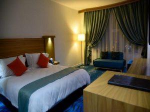 اتاق دو تخته هتل لیلیوم کیش