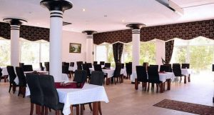 رستوران هتل لوتوس کیش